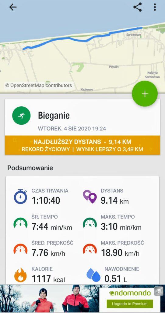 Półmaraton szczeciński 2020 - dzień II