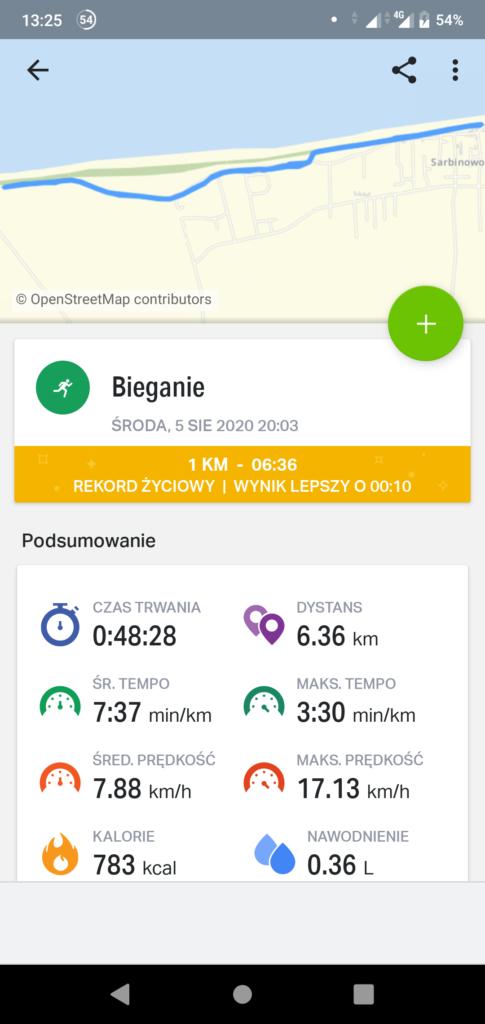Półmaraton szczeciński 2020 - dzień III