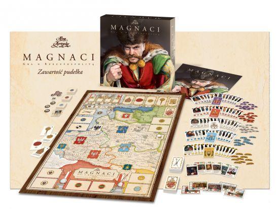 MagnaMagnaci: Gra o Rzeczpospolitą - moje pierwsze wsparcie crowdfundingowendingowe